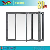 YH China manufacturers good quality new design frame folding window