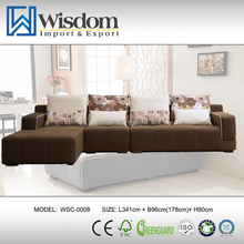 Fabric Corner Sofa Living Room Buy furniture Heated Leather Sofa