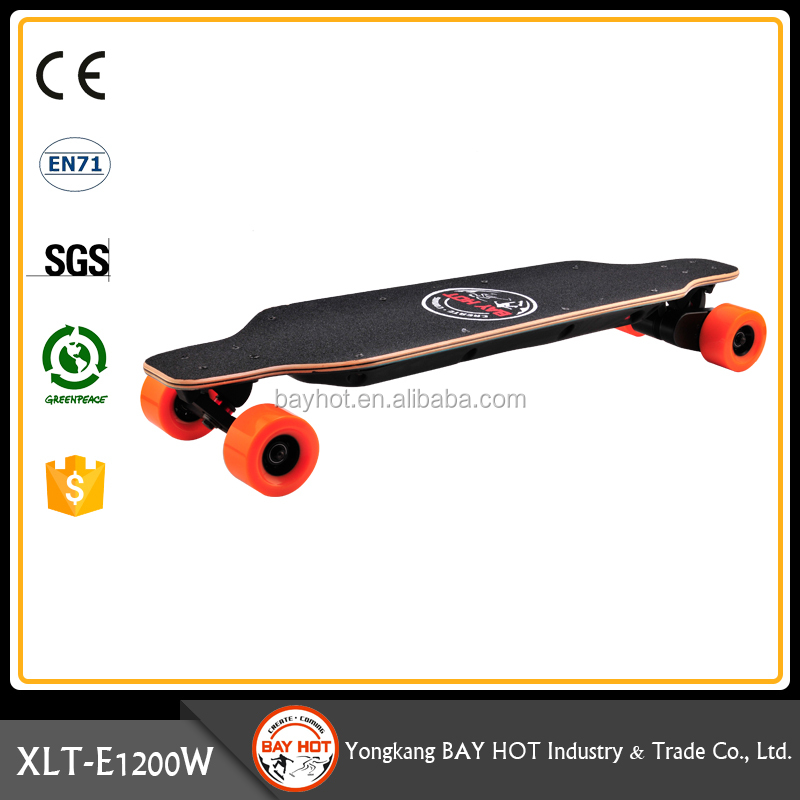 Fashionable High Quality Hot sale electric skateboard kit cover