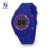 Hot Selling OEM Customized Silicone Band Casual Sport Digital LCD Watches For Men