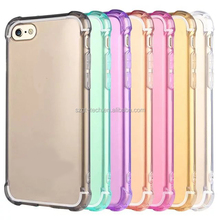 Crystal clear soft tpu back case tpu case for iPhone 6/6s 7 7 Plus,mobile phone shell