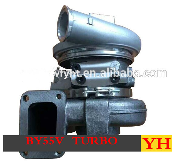 WEIFANG YUHANG FACTORY HY55V Turbocharger For Iveco Truck Astra Cursor B F3B Euro-3 3594712 3594931 3594932 3595671 3598515 Turb