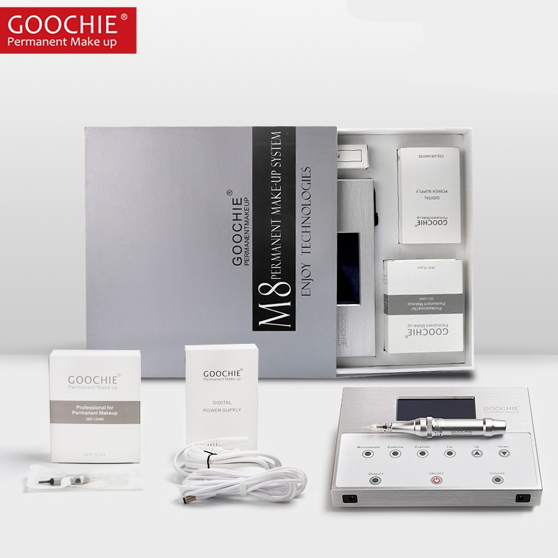 Goochie cosmetic Permanent Make-up Tattoo machine