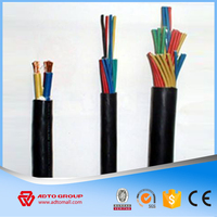 PVC insulation PVC sheath CVV control cable manufacturer and exporter