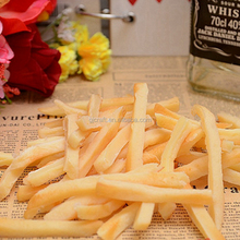 Replicated French Fries Fake Fry Foods Imitate Potato Cubes For Restaurant Sales Promotion
