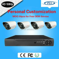 Wholesale 2.1 megapixel 4 ch hd sdi first wall camera video security system