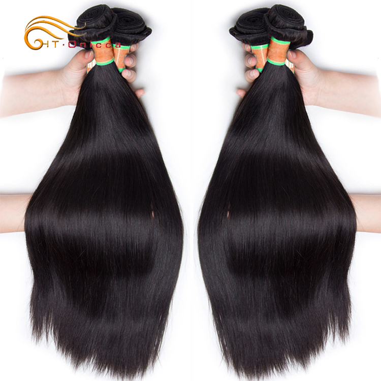 Hot sell best quality double drawn can dyed colorful cuticle aligned raw virgin <strong>hair</strong>