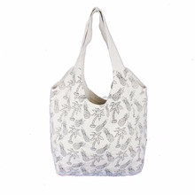 Effect assurance opt promotional pineapple shopping bag Linen tote bag with low price