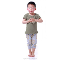 2016 Fashion boy clothes summer boutique boys clothing wholesale