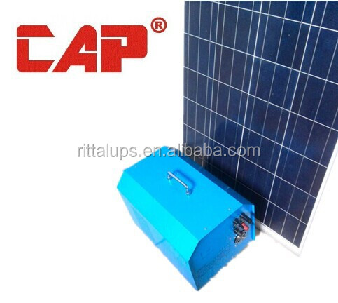 home solar energy system for air condition power