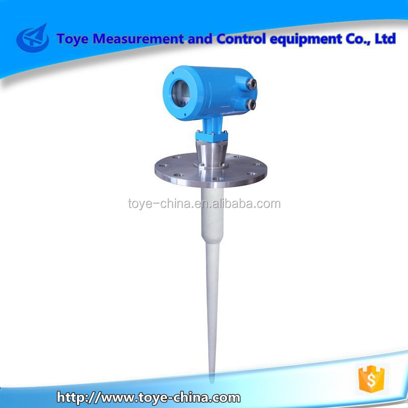 6.3Ghz DIGITAL GAUGE RADAR LEVEL METER USED IN LIQUID /GRAIN BIN/FUEL TANK LEVEL SNESOR MEASUREMENT