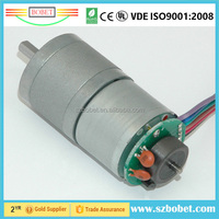 DC Gear brush Motor 6v to 24v high torque speed for home toy massage car usage