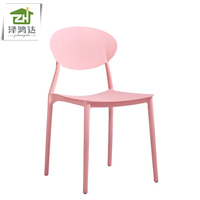 Hot Chair Plastic Pp Material Modern