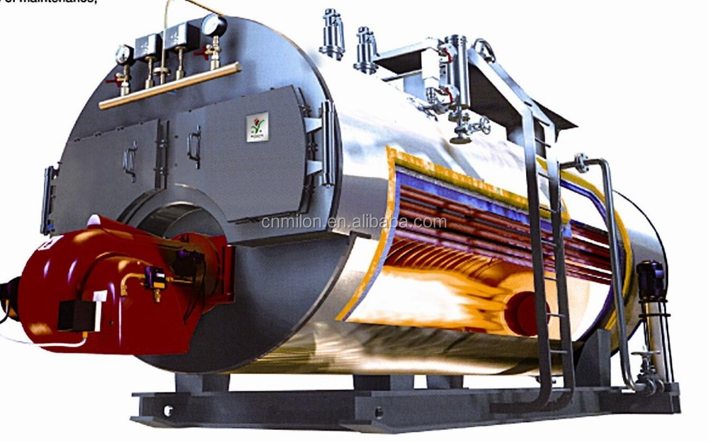 Best sale gas/oil steam boiler for EPS production line