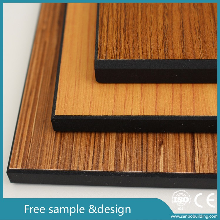 black laminated phenolic resin board ,hpl phenolic compact lightweight laminate board