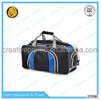 High quality large capacity golf bag travel cover