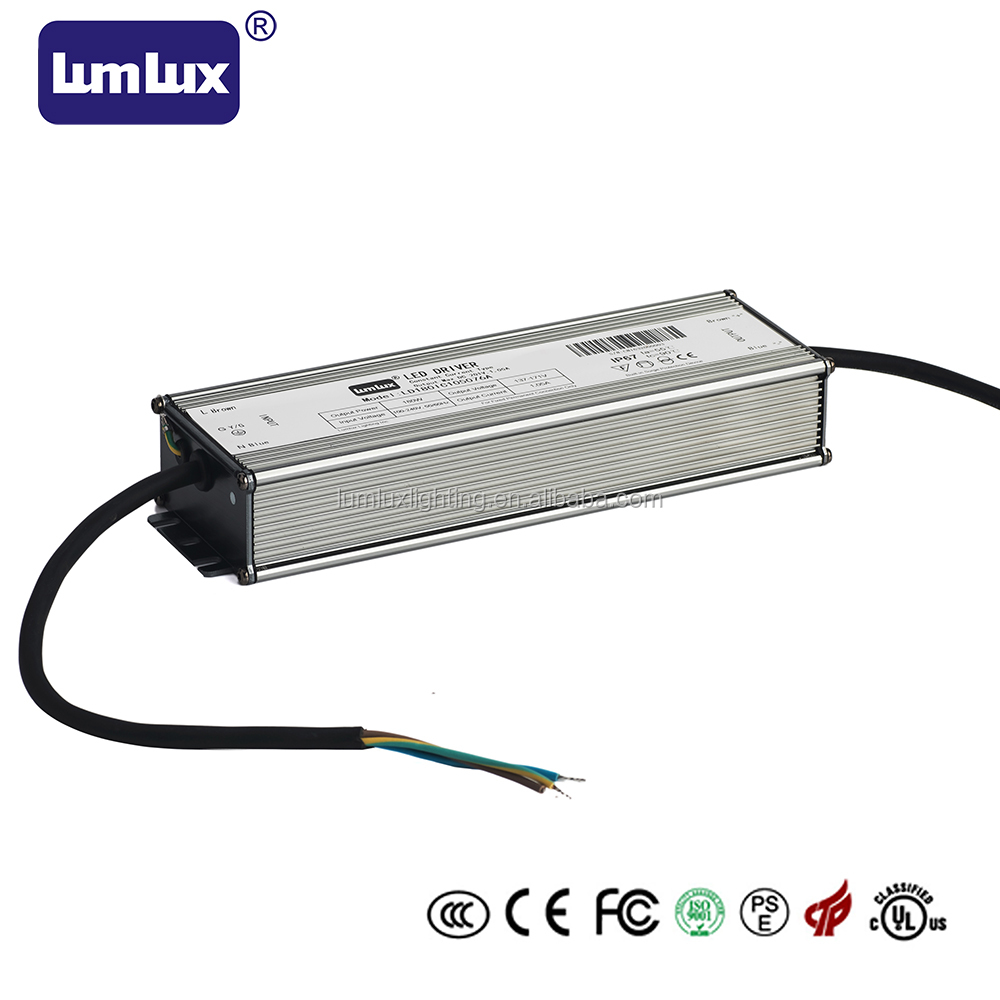 180W waterproof street light led power supply