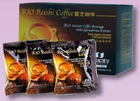 Bio Reishi Coffee