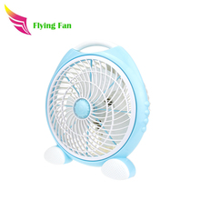 Home small cartoon air table fan 16 inch stable fan box fan