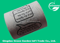 eco-friendly factory sale custom design high quality printed toilet tissue paper, toilet paper towel