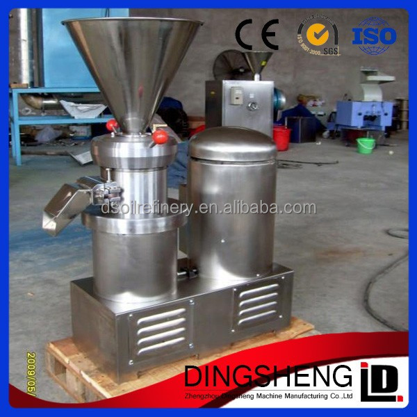 Cocoa/Peanut/Soybean/Sesame/Almond Milk Grinding Machine