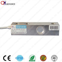 Single Shear Beam low cost scale weight sensor