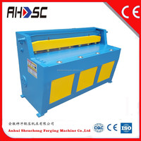 LVD-CNC brand European type mechanical sheet metal plate shearing machine