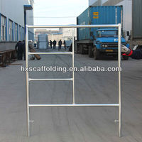 frame scaffolding sets for repair house