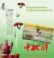 Private Label Zhongke Ganoderma Lucidum Green Herbal Tea,fresh reishi mushroom