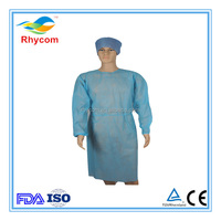 disposable nonwoven isolation clothes/surgical gown