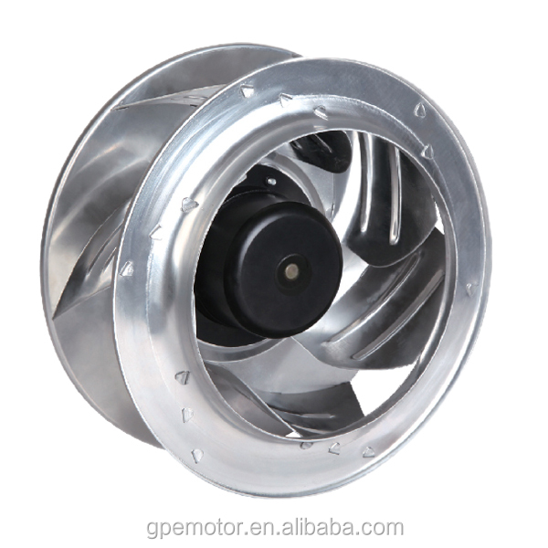 DC EC Motor 310mm Ec Backward Curved Centrifugal Fans