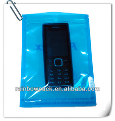 antistatic bags for mobile phone and other electronic products