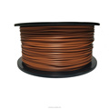 Dimensional Accuracy +/-0.02mm 2.2 LBS 1KG Spool ABS Brown 1.75 mm 3D Filament for Most 3D Printer 3D Printing Pen