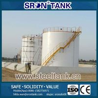 SRON Brand Storage Crude Oil Tank With China National Standard
