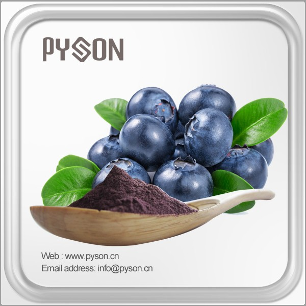 Competitive prices high quality blueberry pterostilbene for wholesales