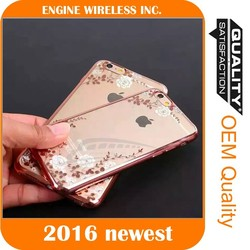 wholesale simple phone case 5.5 inch silicon case for iphone 6 plus