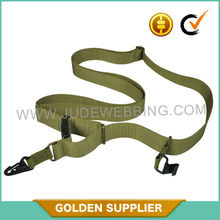 Military Tactical Gun Sling With Nylon Webbing
