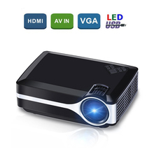 Most Powerful Performance High Resolution Mini Room Projector