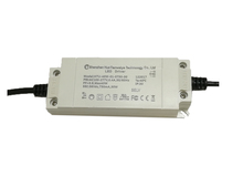 PS64B 13W - 24W constant current led driver 580 ma high pf factory price 3 years warranty
