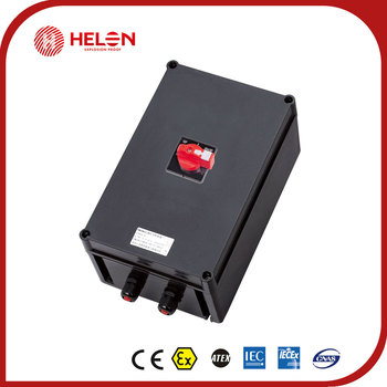 BLK SDB Series explosion proof circuit breaker(Motor protection switch)