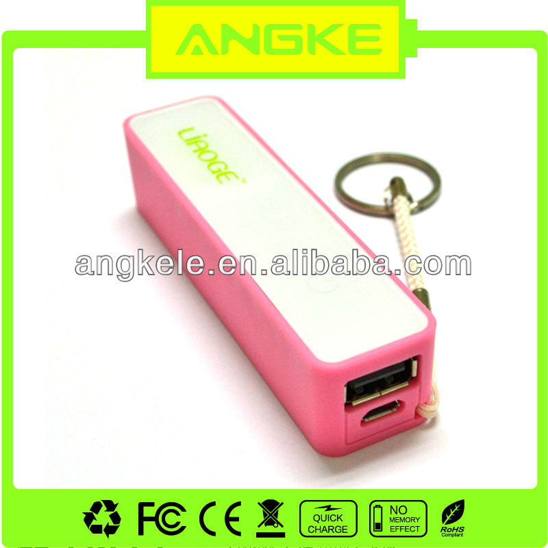 Malaysia trusted China supplier mini 2600mah spice mobile battery