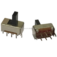 Miniature Slide Switch 2P3T about 0.5A 50V DC