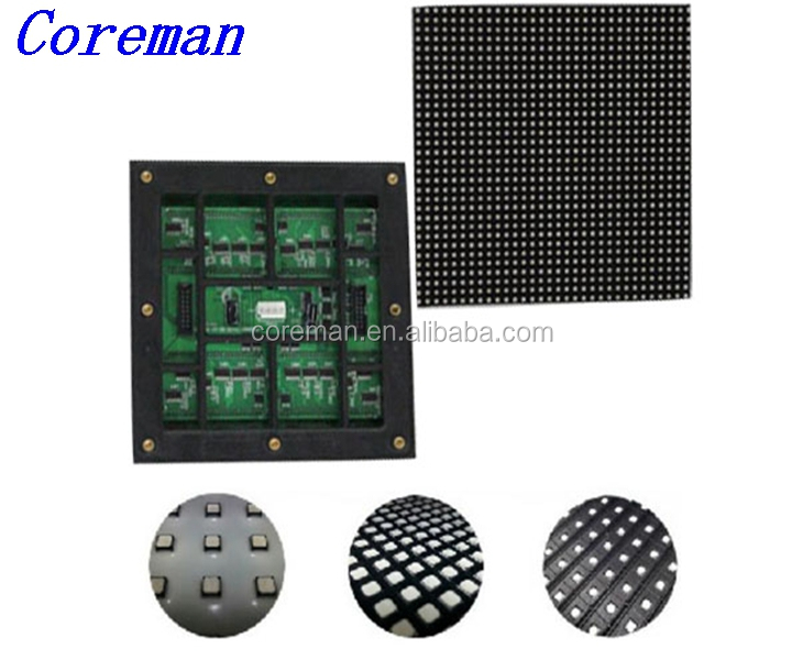 5X3m outdoor full color led display P10 P20 waterproof electronic module rental led video wall advertising panel billboard