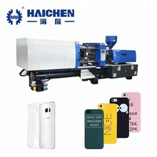 Plastic mobile phone shell injection molding machine mobile case making machine