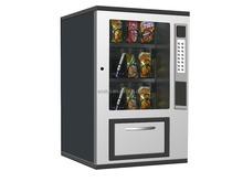 Table vending machine/wall mounted snack vending machine