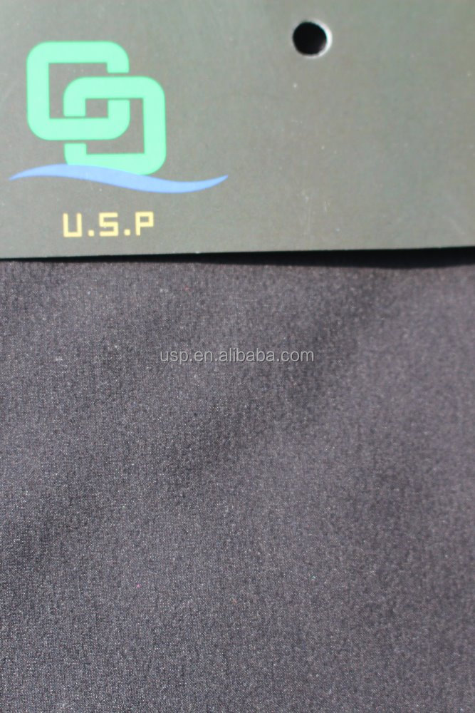 FACE POLYESTER SPANDEX TPU 10K/10K BACK POALFLEECE BONDING FABRIC FOR OUTDOOR FABRIC POLYESTER