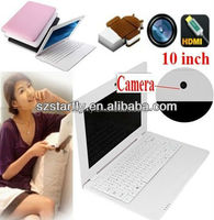 Android 5.1 10 inch Action S600 quad core 1.4GHz Mini Laptop computer