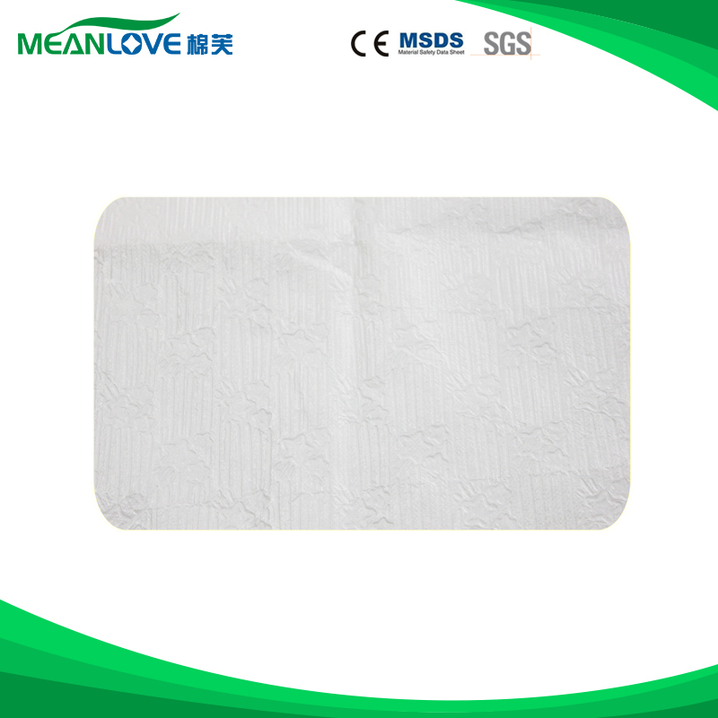 Natural disposable nonwoven bed sheet plastic bag for packing