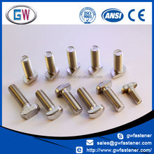 Factory Price 304 316 Stainless Steel m16 T head bolt