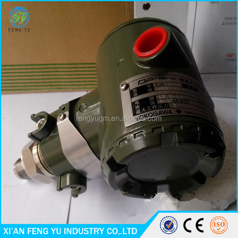 Best price Smart Yokogawa 4-20mA Pressure Transmitter EJA510A